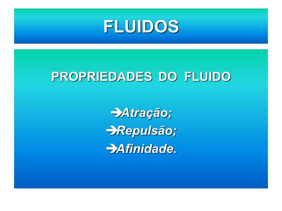 PROPRIEDADES DO FLUIDO