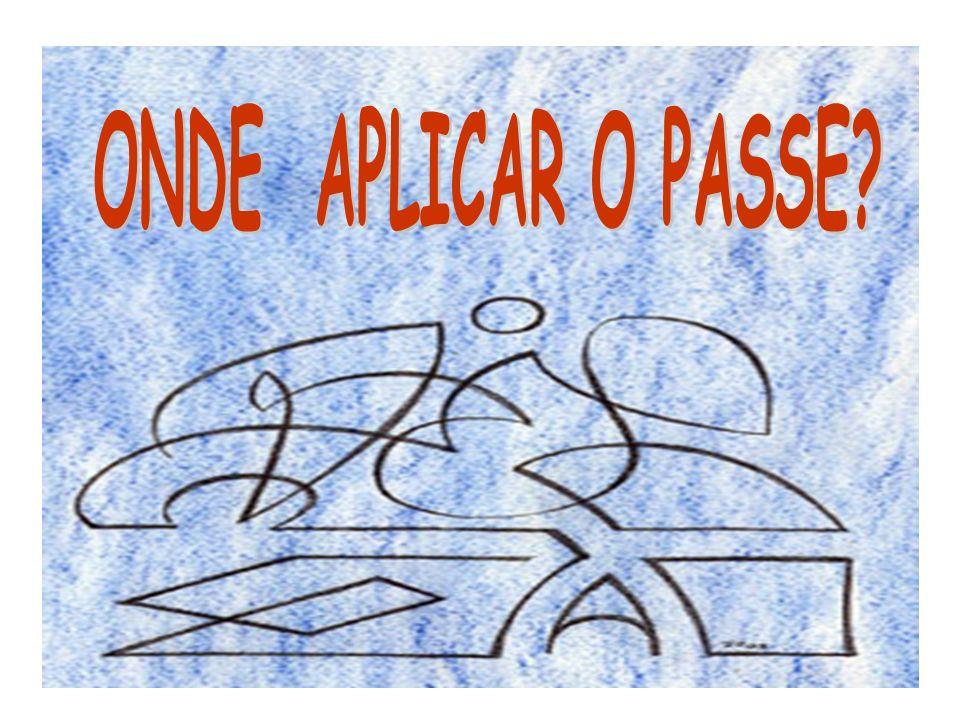 ONDE APLICAR O PASSE
