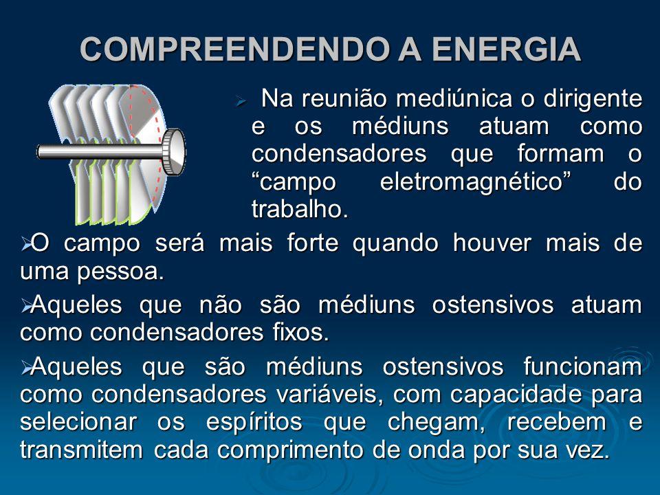 COMPREENDENDO A ENERGIA