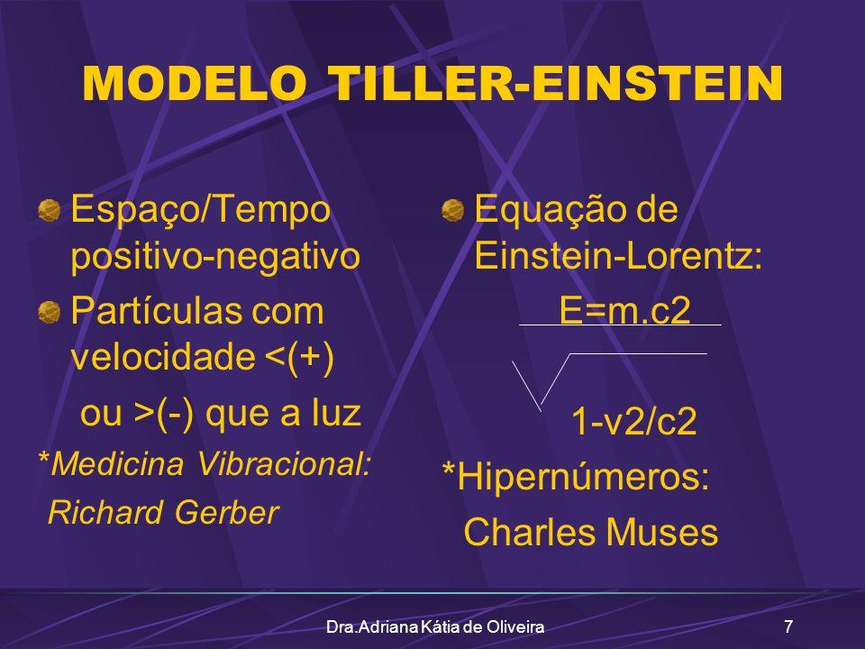 MODELO TILLER-EINSTEIN