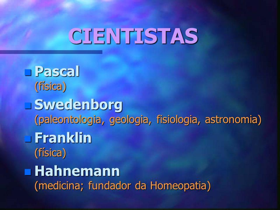CIENTISTAS Pascal (física)