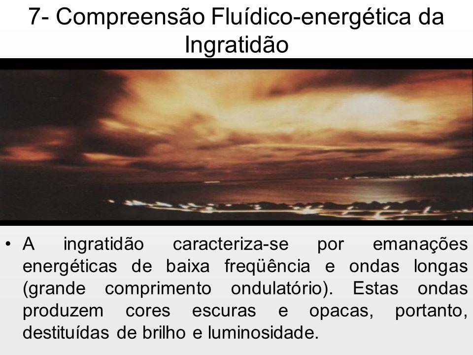 7- Compreensão Fluídico-energética da Ingratidão