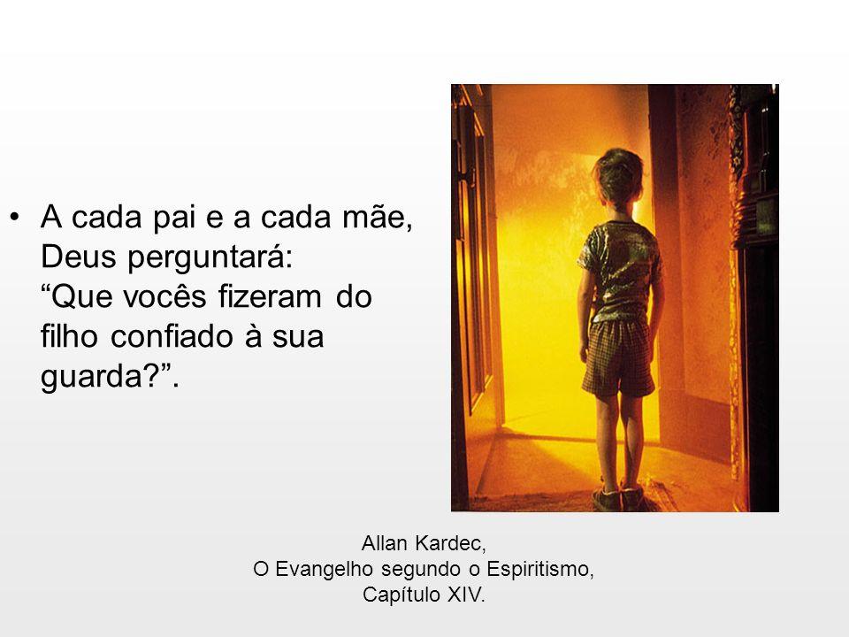 Allan Kardec, O Evangelho segundo o Espiritismo, Capítulo XIV.