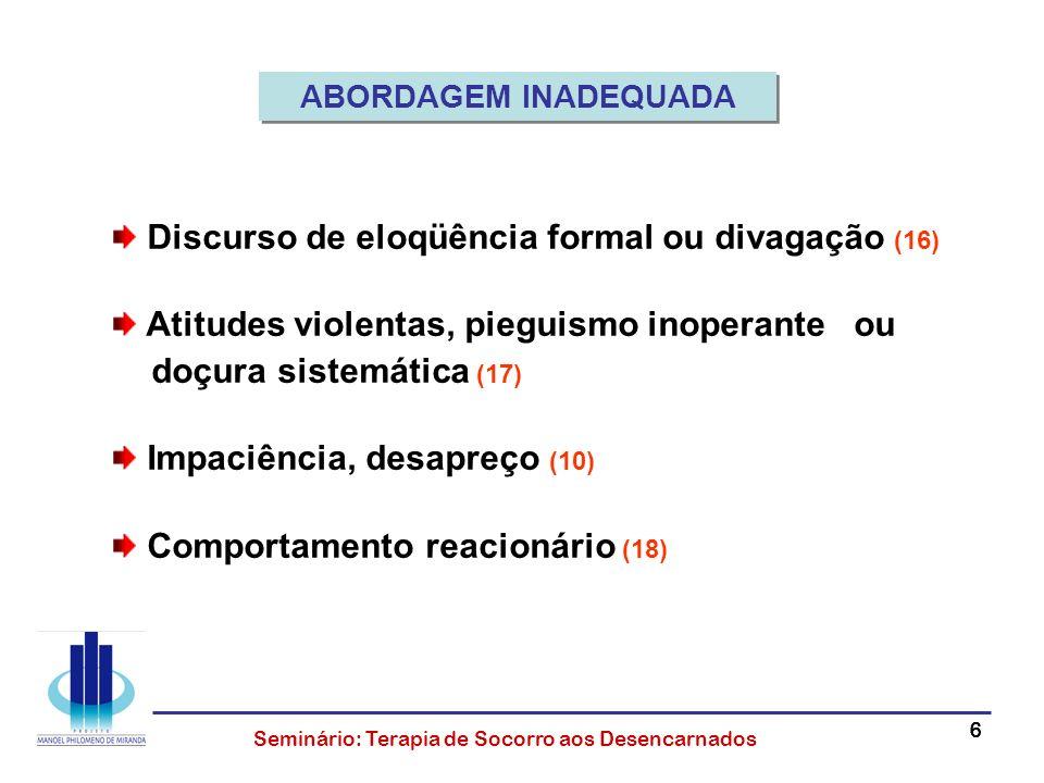 Discurso de eloqüência formal ou divagação (16)