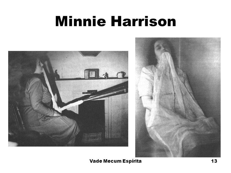 Minnie Harrison Vade Mecum Espírita