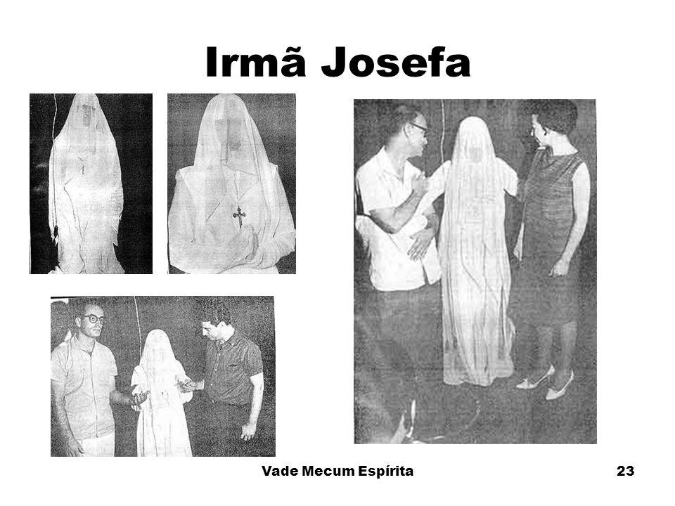 Irmã Josefa Vade Mecum Espírita
