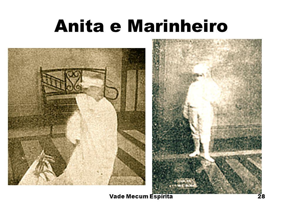 Anita e Marinheiro Vade Mecum Espírita