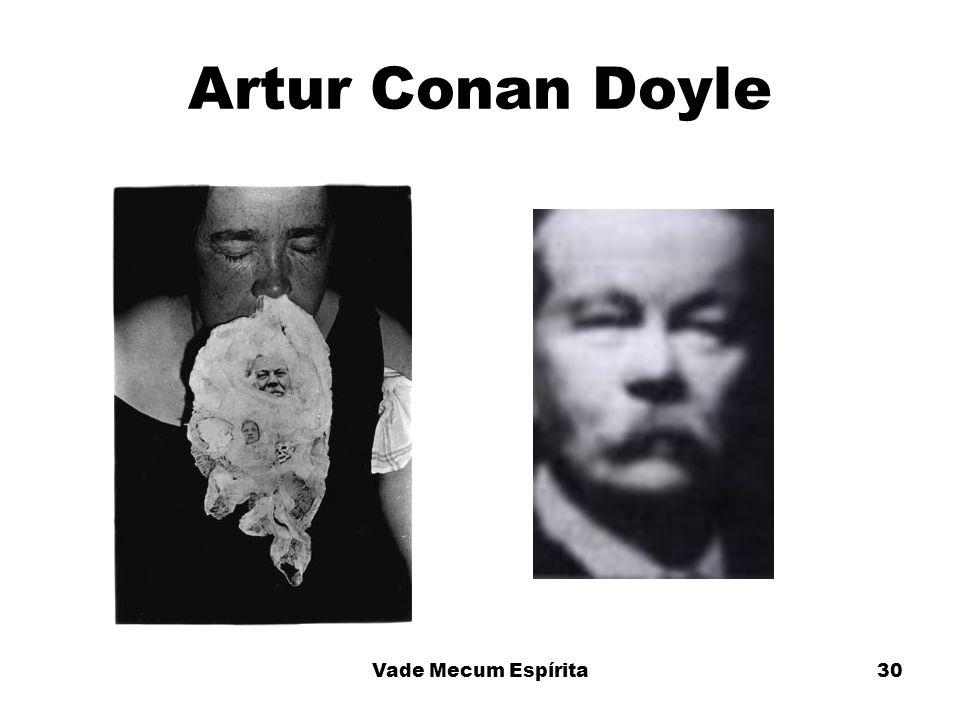 Artur Conan Doyle Vade Mecum Espírita