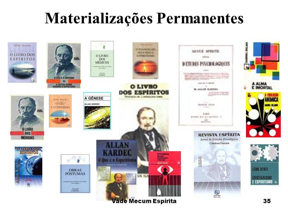 Materializações Permanentes