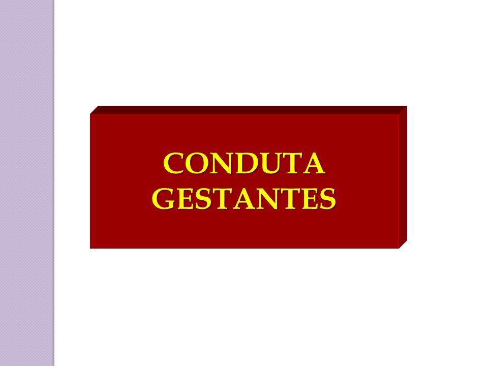 CONDUTA GESTANTES