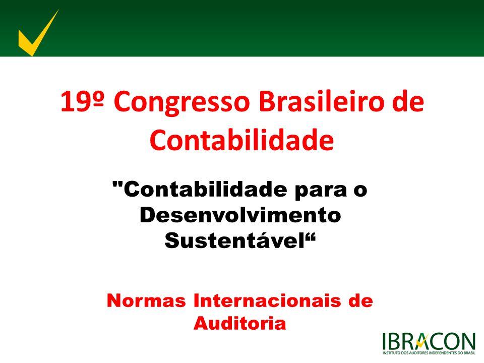 19º Congresso Brasileiro de Contabilidade