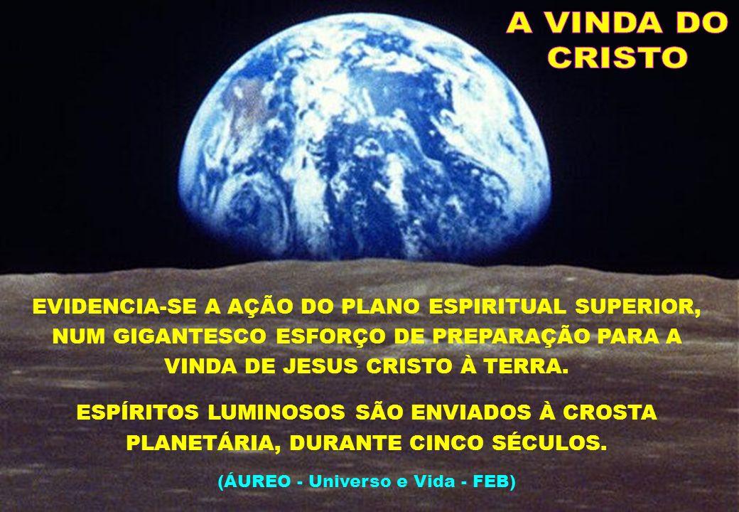 (ÁUREO - Universo e Vida - FEB)