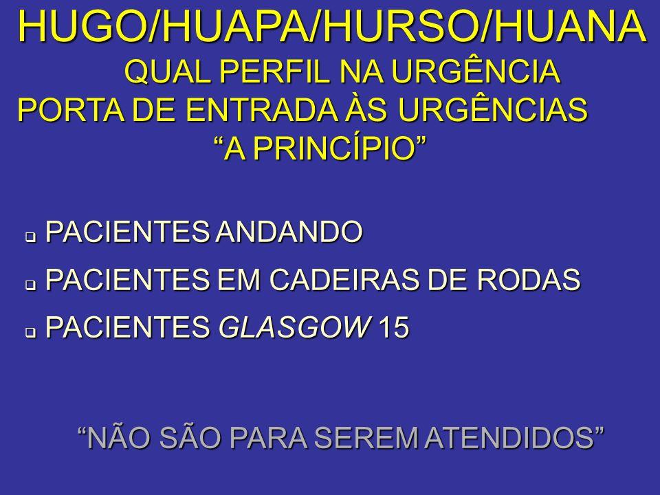 HUGO/HUAPA/HURSO/HUANA