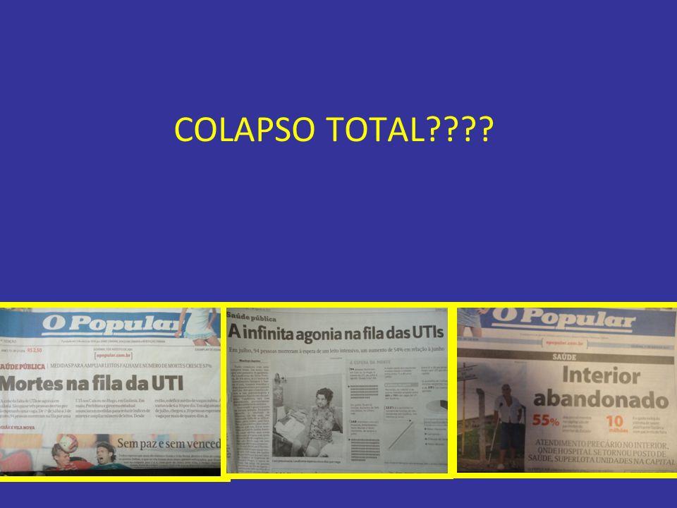COLAPSO TOTAL