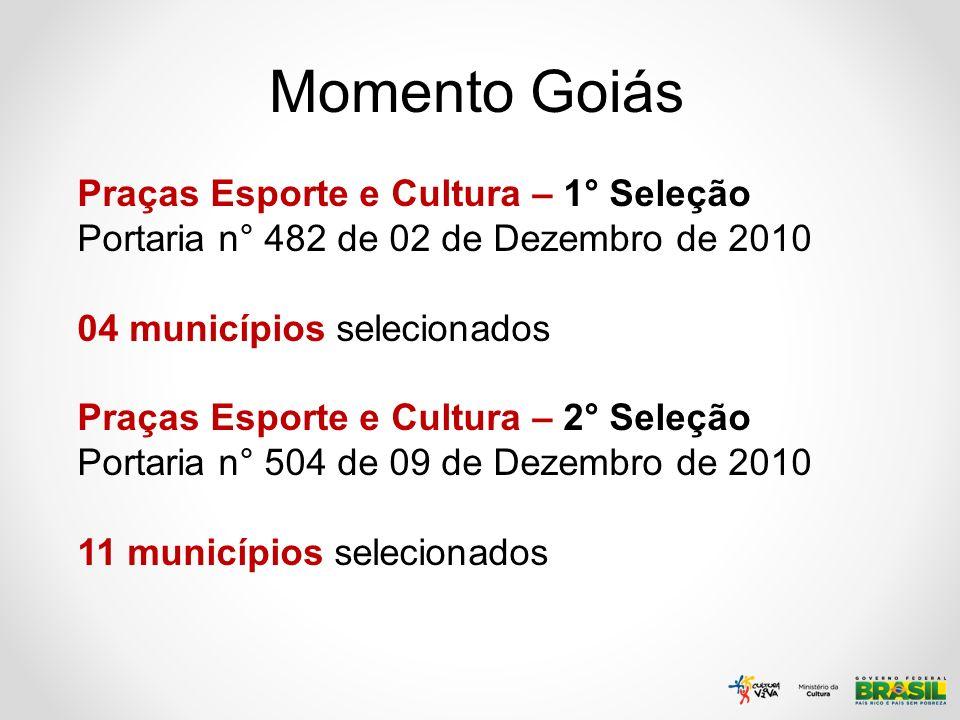 Momento Goiás