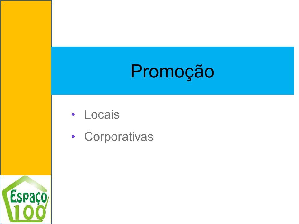 Promoção Locais Corporativas