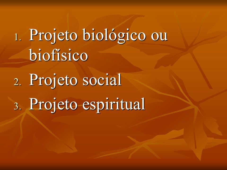 Projeto biológico ou biofísico