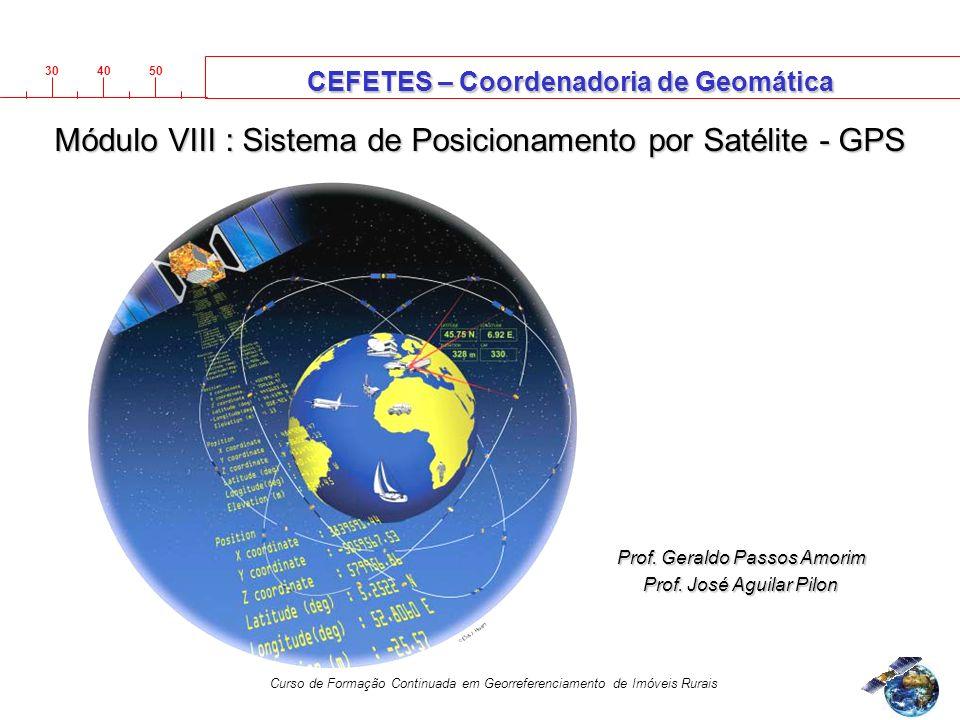 CEFETES – Coordenadoria de Geomática