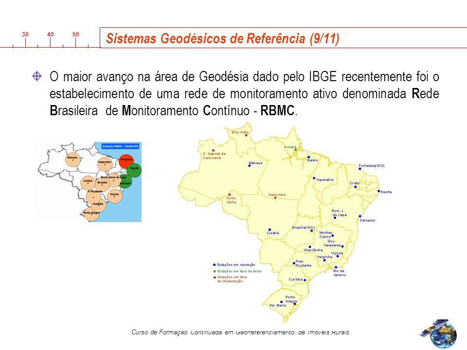 Sistemas Geodésicos de Referência (9/11)