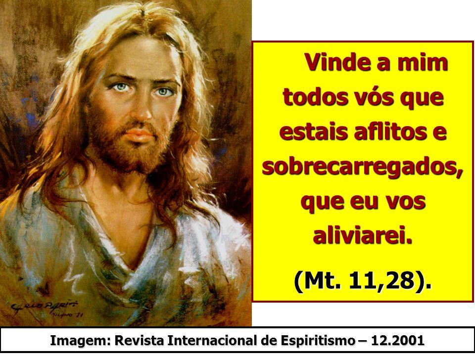 Imagem: Revista Internacional de Espiritismo – 12.2001