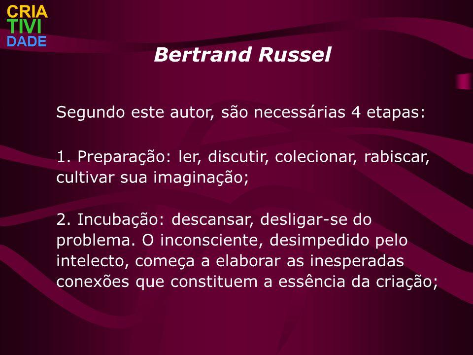 TIVI Bertrand Russel CRIA