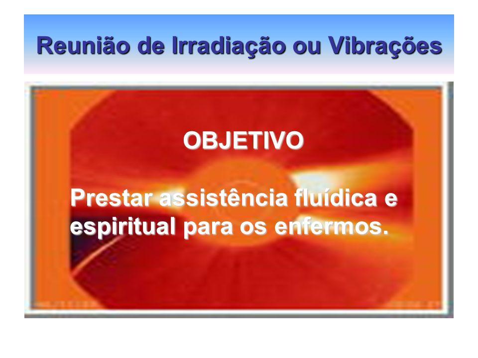 Reunião de Irradiação ou Vibrações