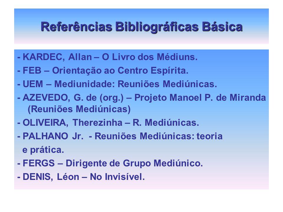 Referências Bibliográficas Básica