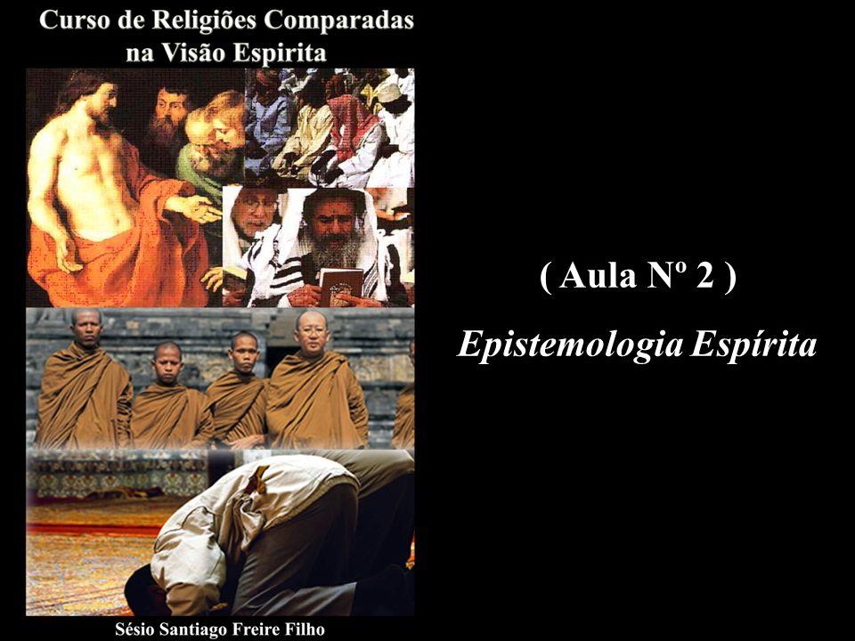 Epistemologia Espírita