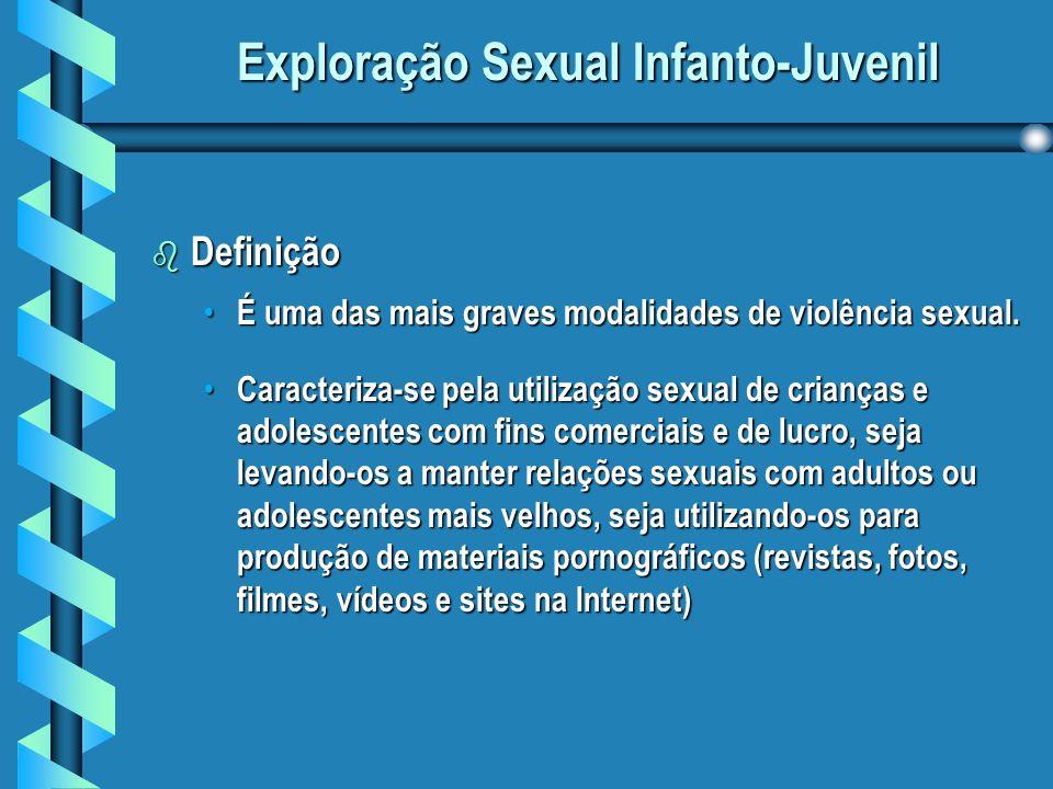 Exploração Sexual Infanto-Juvenil