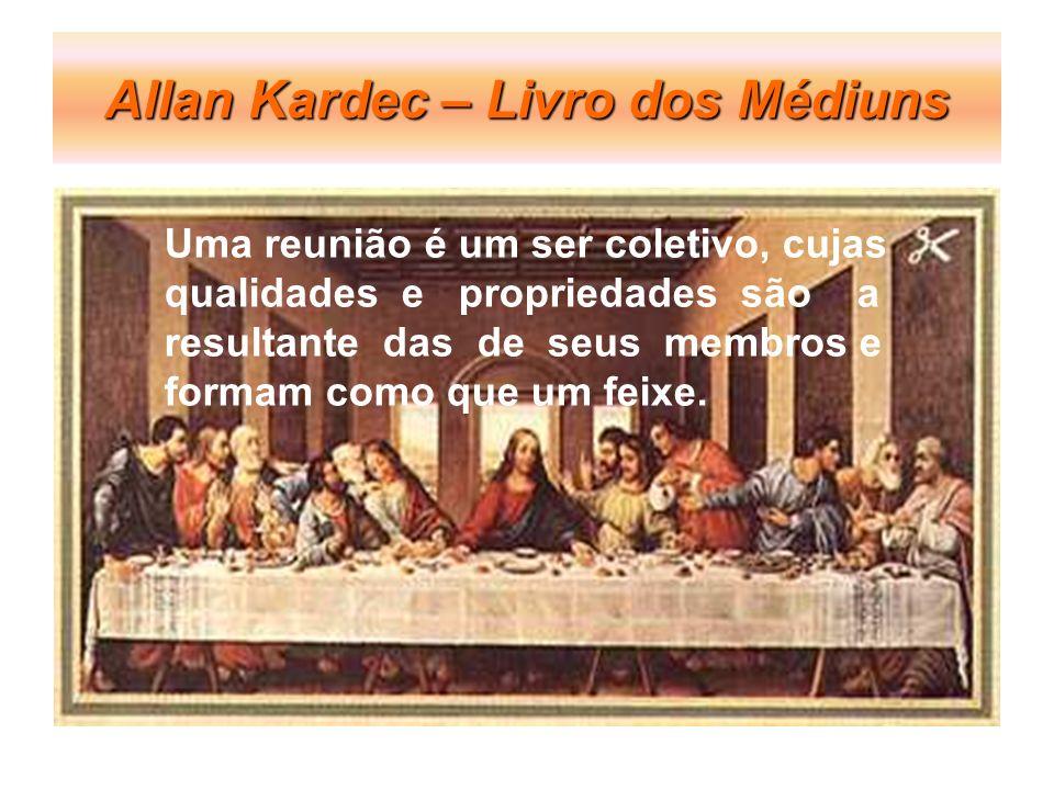 Allan Kardec – Livro dos Médiuns