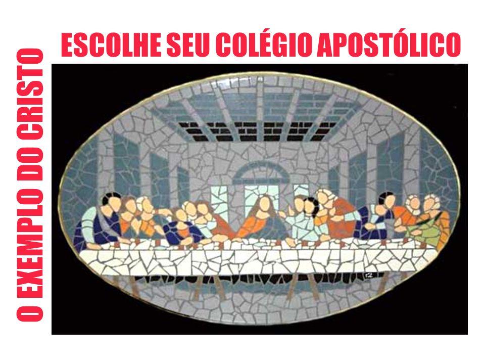 ESCOLHE SEU COLÉGIO APOSTÓLICO