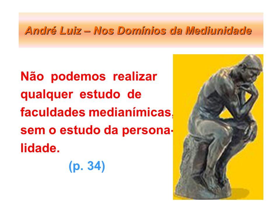 André Luiz – Nos Domínios da Mediunidade
