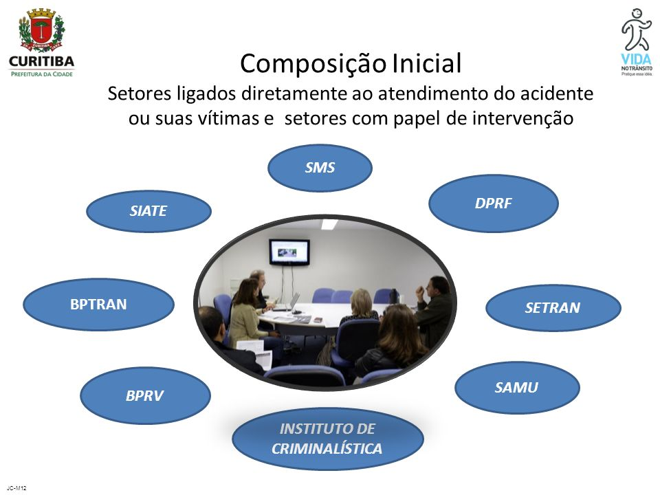 INSTITUTO DE CRIMINALÍSTICA