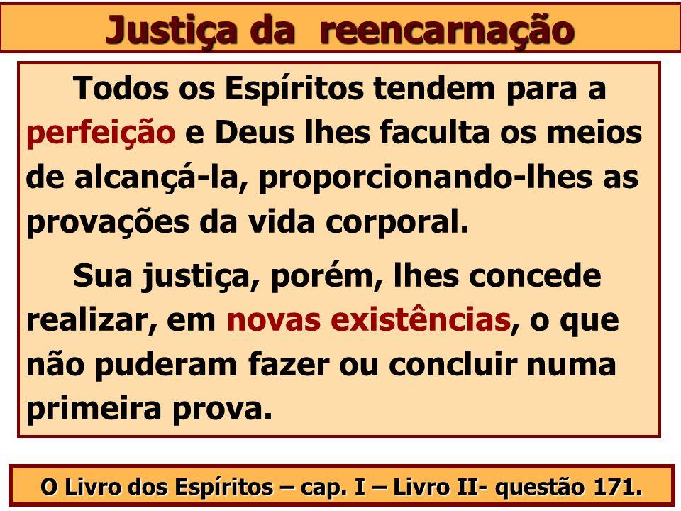 Justiça da reencarnação