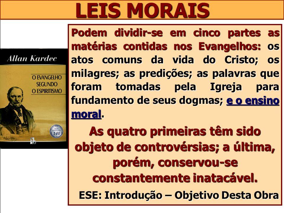 LEIS MORAIS