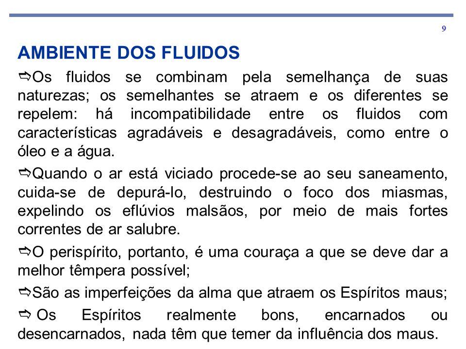 AMBIENTE DOS FLUIDOS