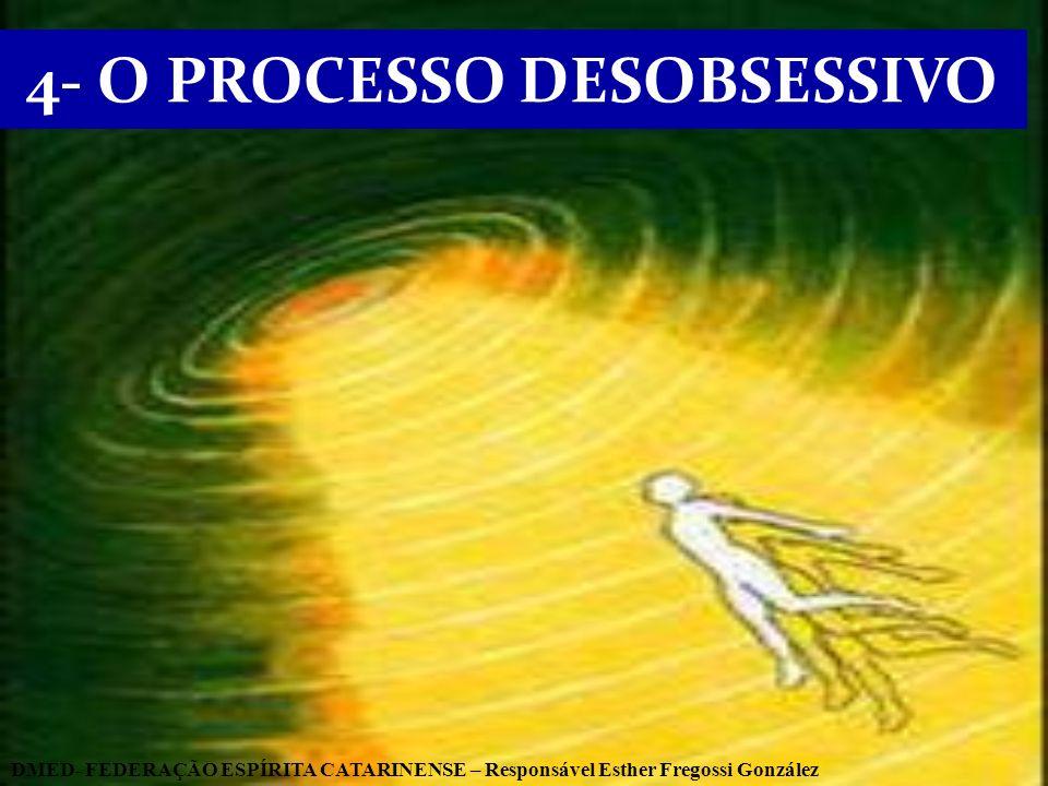 4- O PROCESSO DESOBSESSIVO