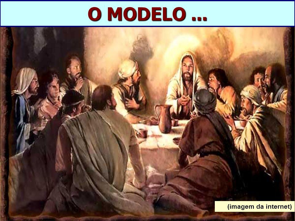 O MODELO ... (imagem da internet)