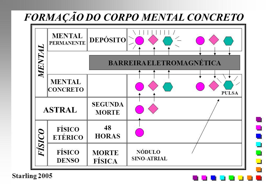 FORMAÇÃO DO CORPO MENTAL CONCRETO