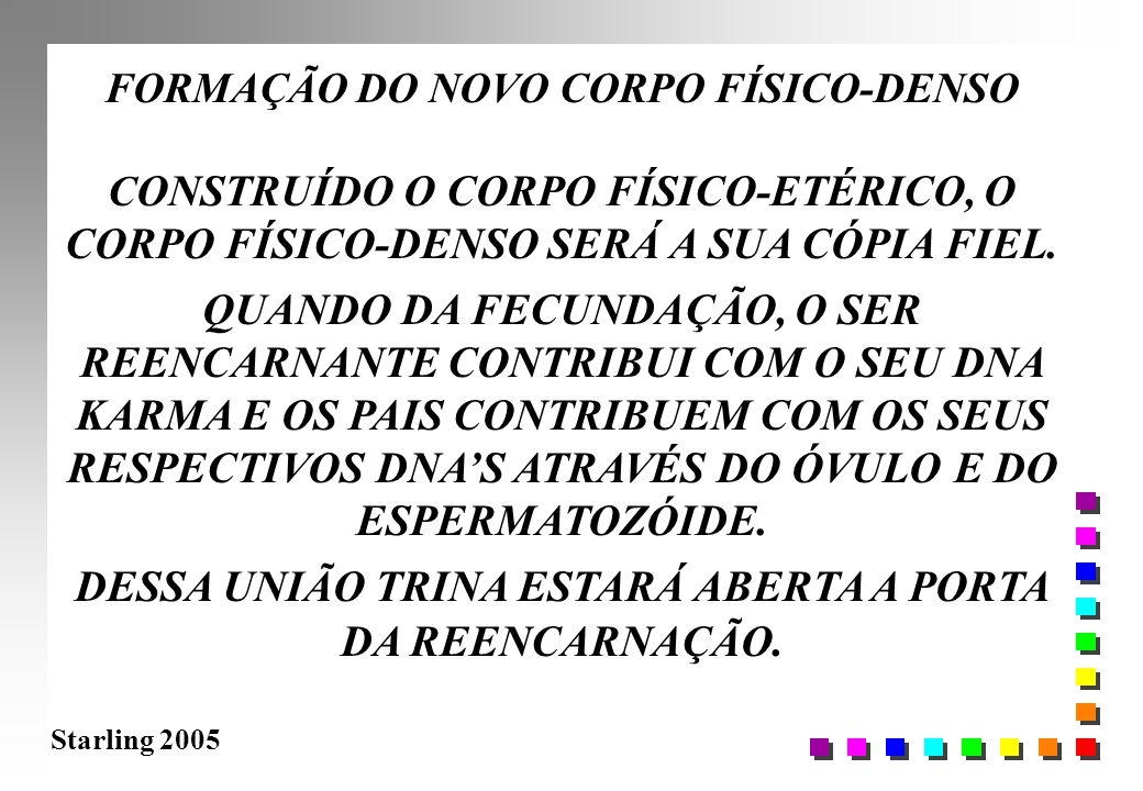 DESSA UNIÃO TRINA ESTARÁ ABERTA A PORTA DA REENCARNAÇÃO.