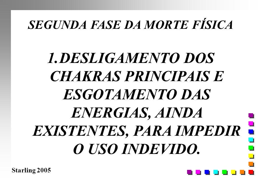SEGUNDA FASE DA MORTE FÍSICA