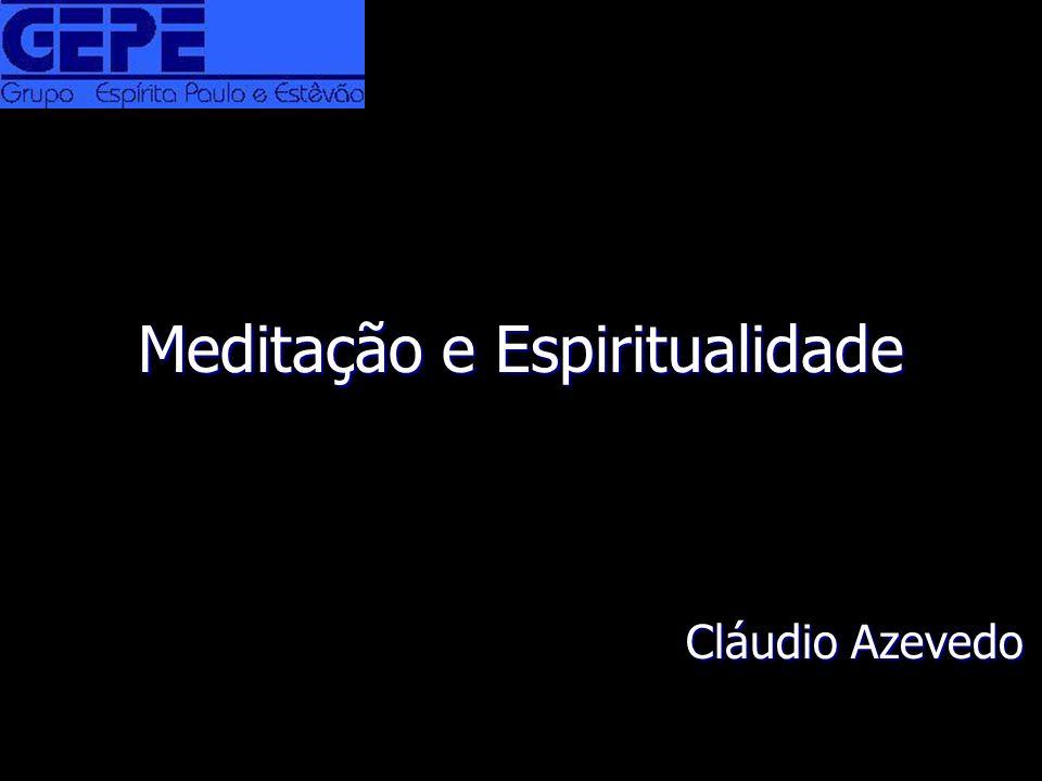 Meditação e Espiritualidade