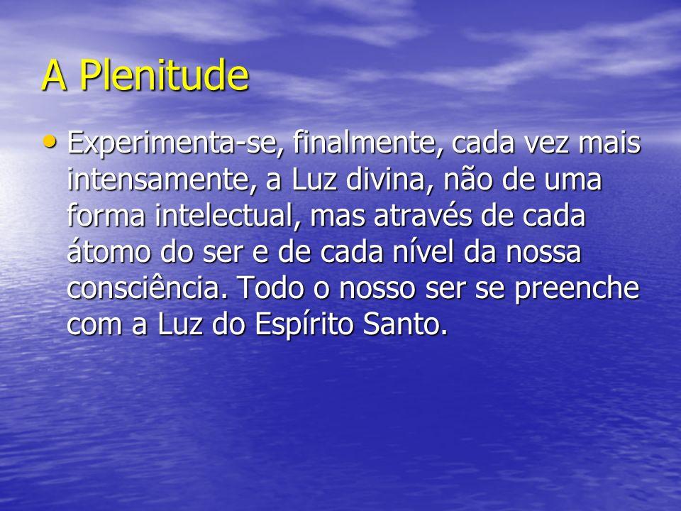 A Plenitude