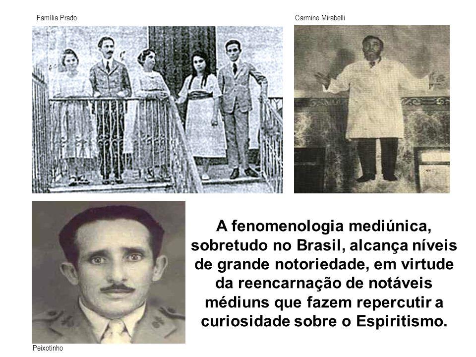 Família Prado Carmine Mirabelli.