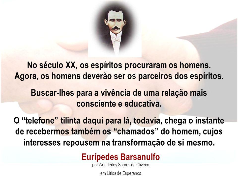 Eurípedes Barsanulfo por Wanderley Soares de Oliveira