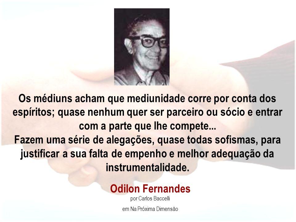 Odilon Fernandes por Carlos Baccelli