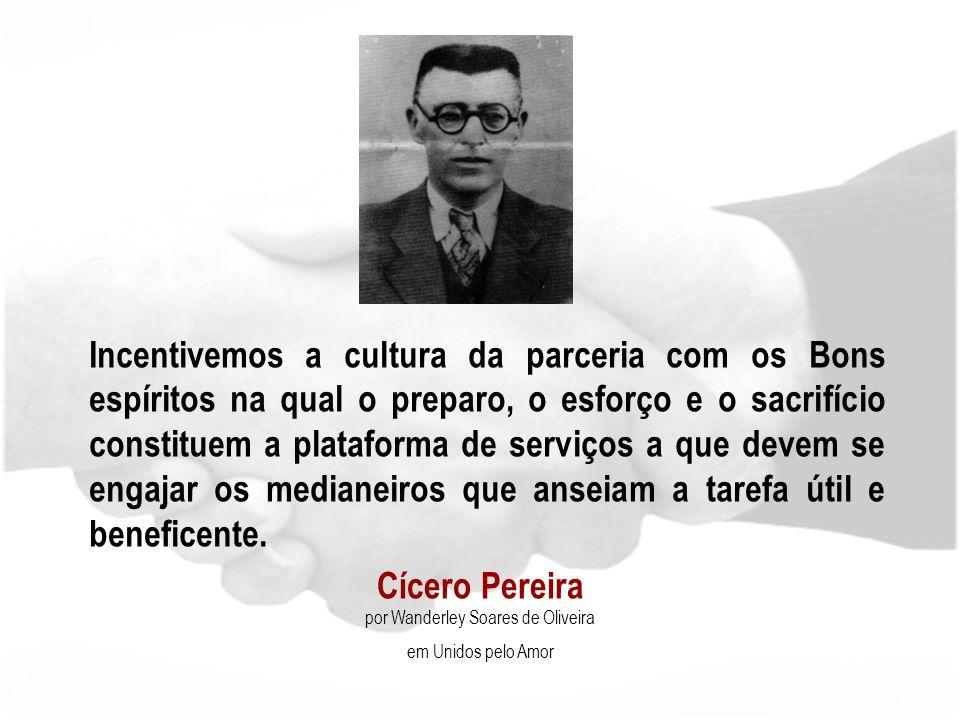 Cícero Pereira por Wanderley Soares de Oliveira