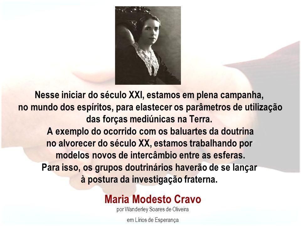 Maria Modesto Cravo por Wanderley Soares de Oliveira