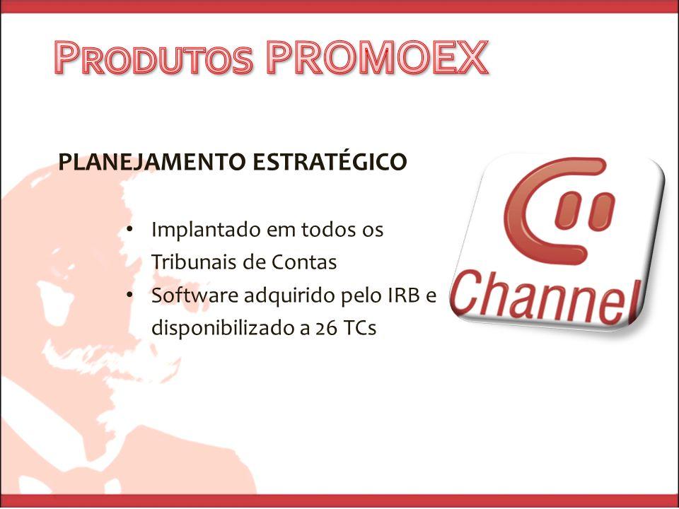 Produtos PROMOEX PLANEJAMENTO ESTRATÉGICO