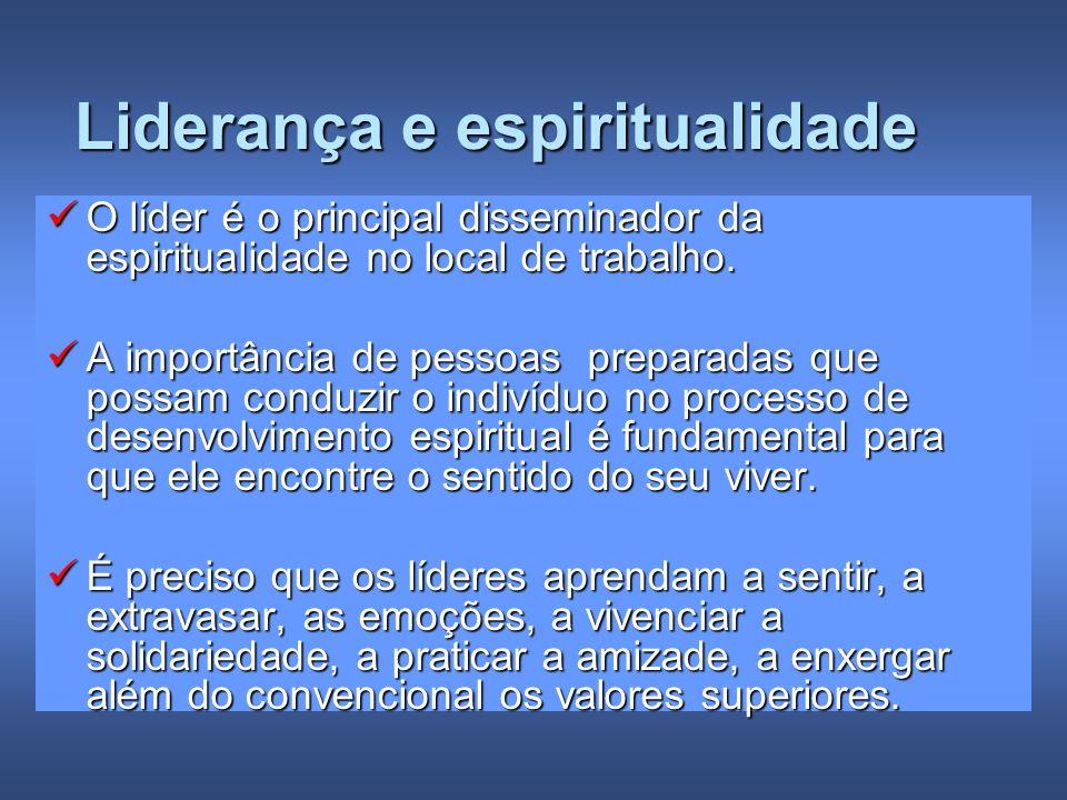 Liderança e espiritualidade
